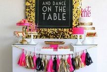 Engagement Party & Bridal Shower / Style starts far before the walk down the aisle.