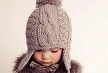 Kids Winter Fashion - Cosy Ideas