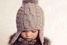 Kids Winter Fashion - Cosy Ideas