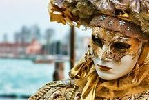 Men, Maidens, and Masks / Costuming ideas for my WIP set in Venice