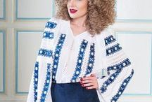 Traditional Romanian handmade blouse by Anilu / Exquisite handmade ethnic blouses with folk embroidery by Anilu