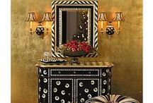 Hold Me / Exquisitely styled and painted furniture to display or store your beautiful things