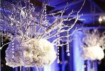 Wedding Decor Ideas / Table setting, Vases, Visbowls and much more