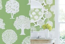 Wallpaper Sales | Autumnal Aspirations / Designs with an autumnal theme.