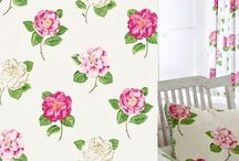 Wallpaper Sales | Florals / Beautiful floral papers, featuring bold floral prints for the home.
