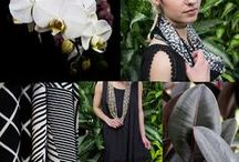 Style / Items we carry in the store and ideas for incorporating a love for plants and garden-inspired garbs in your look!