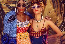 AFROPUNK STYLE / Black Power. Afropunk. Street Style. Negras.