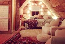 Big girl house ideas / Someday when I'm actually an adult...so probably never.