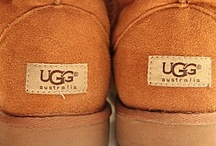 UGG Love!❤ / by Angela Feliciano