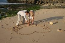 Beach / Strand, zee en toebehoren / by Karin Hofman