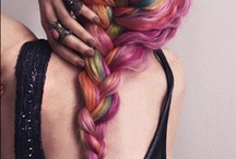 Gorgeous Hair / Hair & hairstyles for inspiration or just plain fun