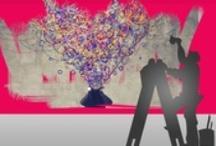 La galerie d'Eminence / Notre équipe artistique bouille d'imagination et de créativité. Voici quelques oeuvres qu'ils ont créé en exclusivité pour Pinterest, démontrant la qualité de leur travail.  www.eminence.ch