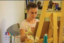 Ateliere creative si cursuri de arta by 7culori / cursuri si lectii pentru desen, grafica, pictura, ilustratie, fashion design - incepatori si avansati, adulti si copii