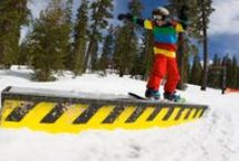 Kids on Snow! / Tips, tricks, and technology for you to know about Kids On Snow!  / by Dodge Ridge