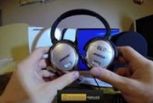 Headphone Video Reviews / I review many different kinds of headphones on video. Updated frequently!