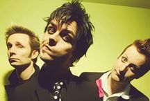 Billie and Green Day :P / by The Duff