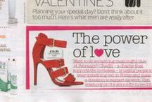 SLB in The Press...<3  / Have you spotted us in the press recently? Here's our features!..x