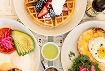 Breakfast / Pancakes and waffles oh my!