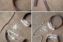 Jewellery / Gotowa/handmade, pomysły na...