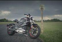 Project LiveWire / Harley-Davidson'ın ilk elektrikli motosiklet modeli Project LiveWire...