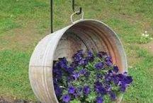nápady do zahrady