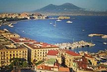 Naples and it's surroundings: where I was born / Locations, monuments, landscapes of the beautiful Naples and it's region, one of the places I love more ❤️