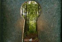 In the fairy tale... / Fairy tales, dreams, childhood memories...