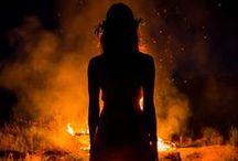 Fire / Four elements...