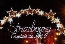 Noël en Alsace / Illuminations et Décors de Noël en Alsace