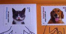 Stamps Конверты