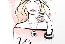 Virgo zodiac ♍
