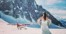 I Do with K2 / Your love is one for the ages. Celebrate your love in a place of timeless beauty. Let K2 Aviation help make your wedding an unforgettable adventure for you and your guests.