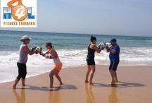 H4L - Fitness Training / Session Calendar