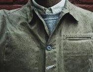 Men's Fashion / Inspirational men's clothes pictures
