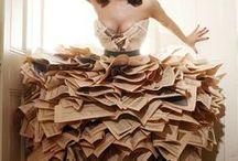 PAPER DRESSES / by Anne Horton