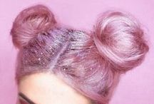 Alternative Beauty & Hair / Pastel, grunge, & unique alternative beauty inspiration!