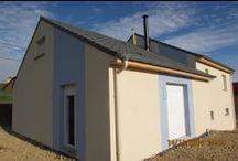 Chantier Pierreville (54) / Maison 1/2 niveau démarrage prévu Mars 2014