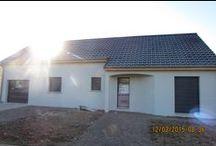 Chantier Dieulouard (54) / Maison de plain-pied avec combles aménageables RT2012 , démarrage prévu , janvier/février 2014