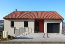 Maison Bouxières-aux-dames 3 (54) / Maison RT2005 sur 3 niveau sous-sol inversé secteur ABF