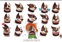 Pupps Illustrated
