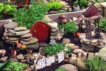My Little Fairy Garden / Have you ever thought of creating your very own Fairy Garden? Look no more, we have brought you lots of inspiration via this board!
