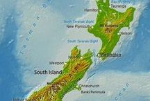 New Zealand / Natuur en Cultuur