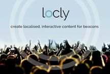 About Locly / Find out more about Locly - a content platform for iBeacon technology