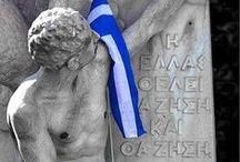 Ε Λ Λ Α Δ Ο Σ ...ΕΙΚΟΝΕΣ / Η Ελλάδα είναι η χώρα του λαμπερού ήλιου και του απέραντου γαλάζιου.Είναι η χώρα της ένδοξης ιστορίας και των ηρωικών αγώνων,η χώρα του πολιτισμού και των τεχνών κι ακόμα είναι η χώρα των συναισθημάτων και της ελεύθερης έκφρασης