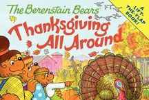 Thanksgiving / Thanksgiving books for children.