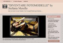 """VOTAZIONE BLOG """" Diventare Fotomodelle"""" / Link Voto e Classifica Blog"""