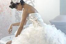 wedding dresses......