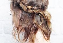 HAIR / Hair Inspiration for different lenghts
