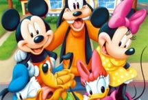 MICKEY! / All things Disney and the Mouse / by Juanice