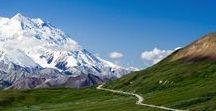 Denali / Beautiful photos of a beautiful mountain.